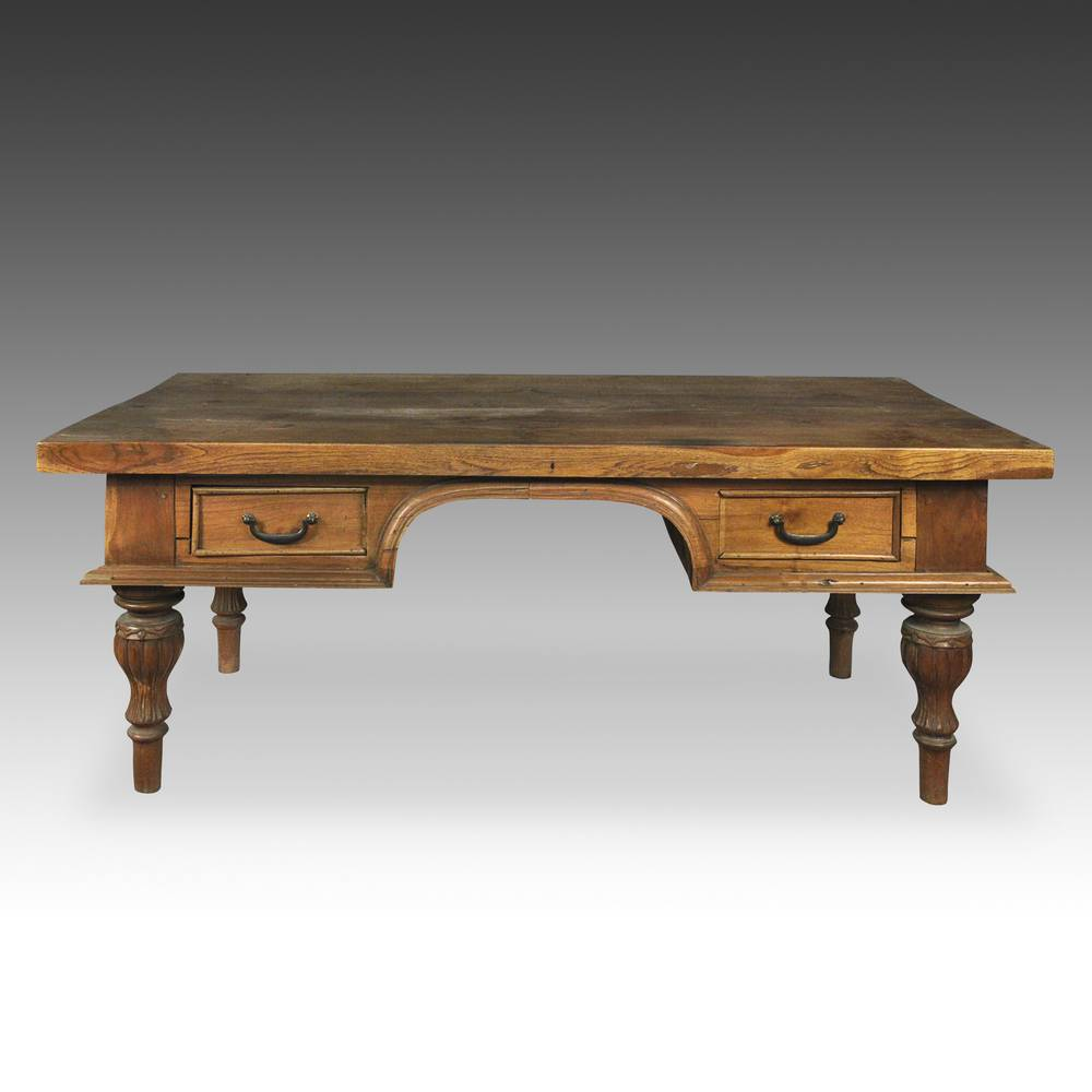 Desk (Colonial Style)