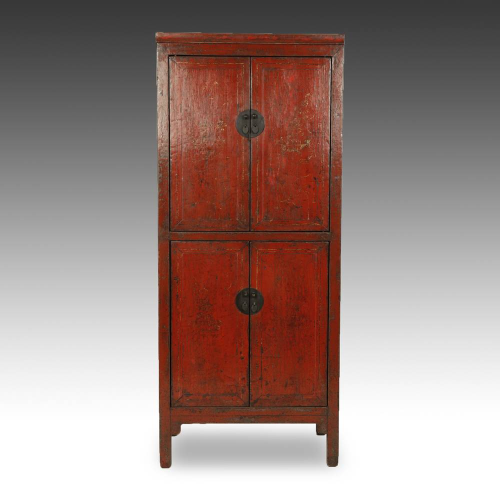 Double Cabinet with 4 Doors