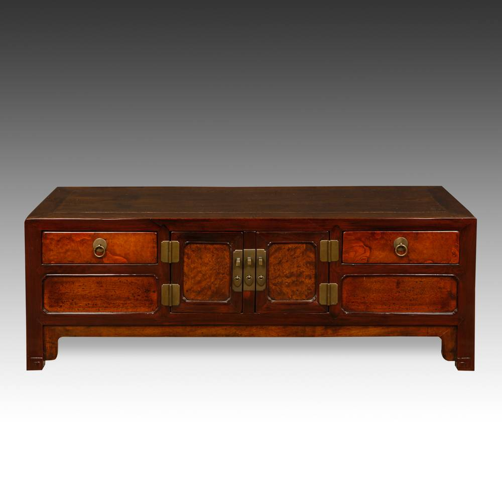 Console with 2 Drawers & 2 Doors