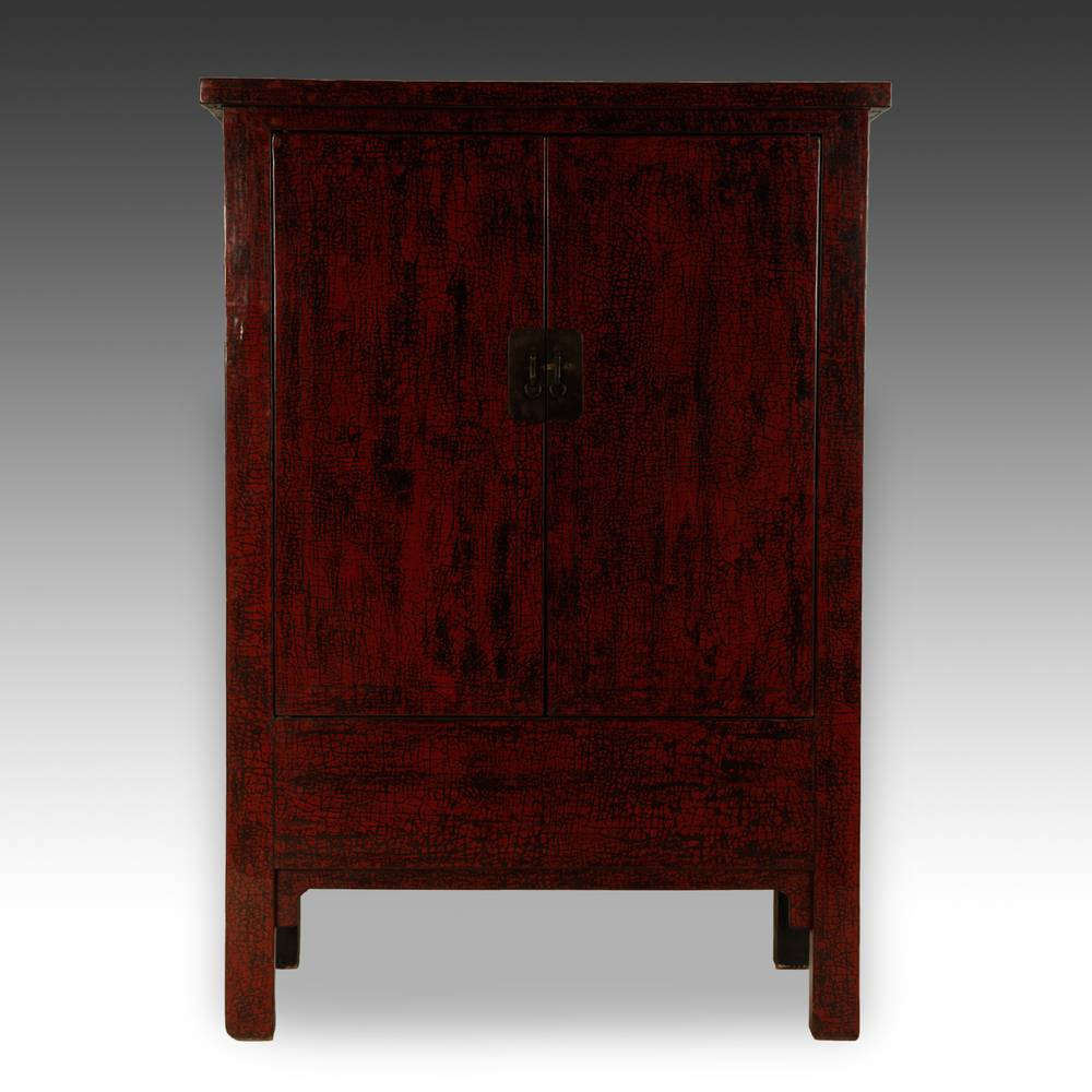Cabinet with 2 Doors & Hidden Compartment