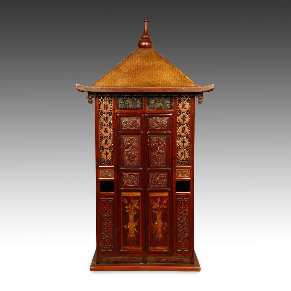 Wedding Sedan Chair with 2 Doors
