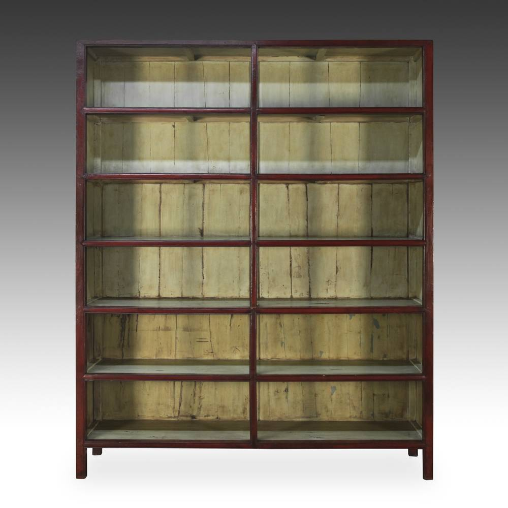 10 Compartment Bookcase