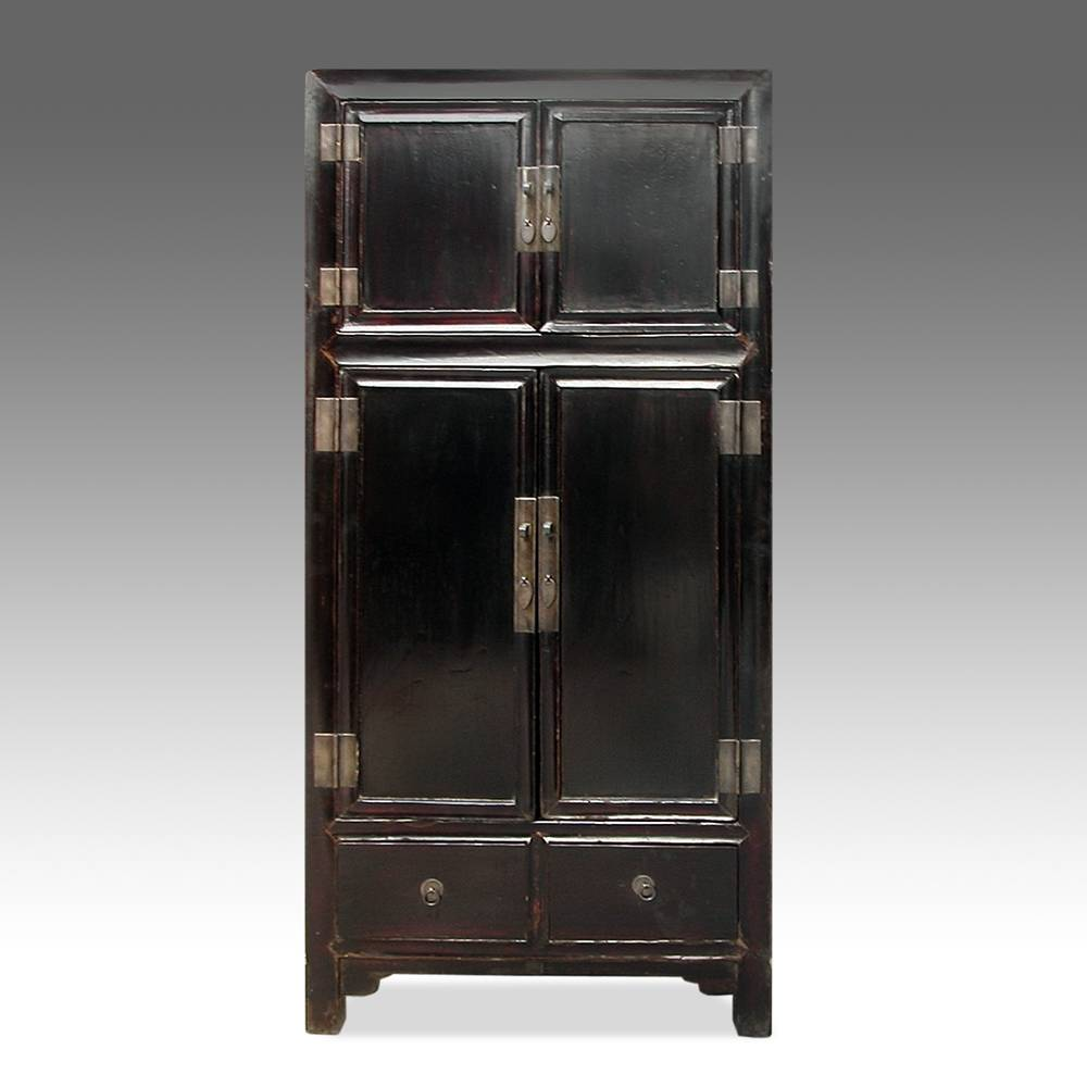 Wardrobe Cabinet with 2 Drawers & 4 Doors