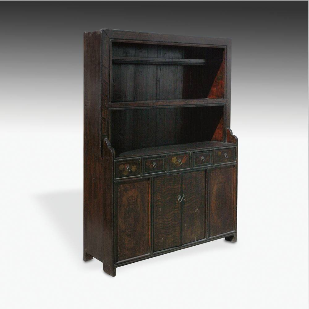 Prayer Cabinet with 5 Drawers and 2 doors