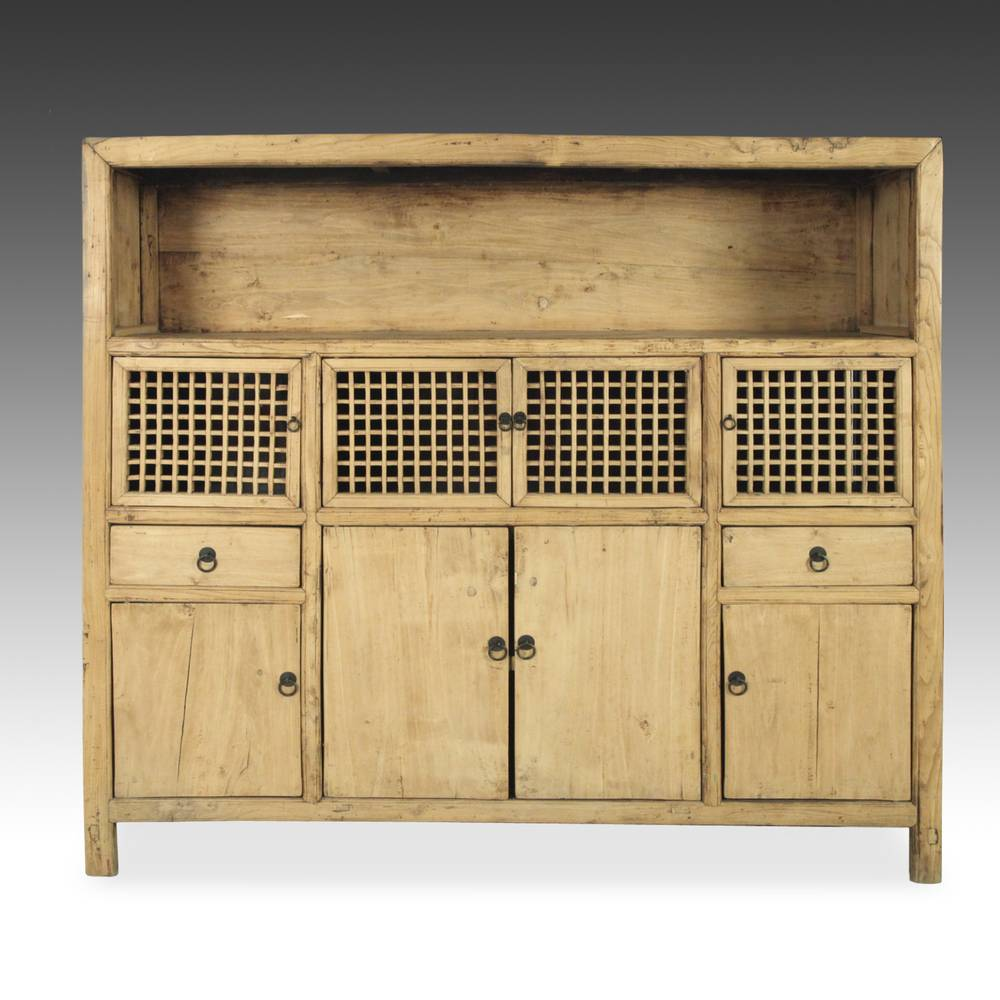 Kitchen Cabinet with 2 Drawers and 8 Doors