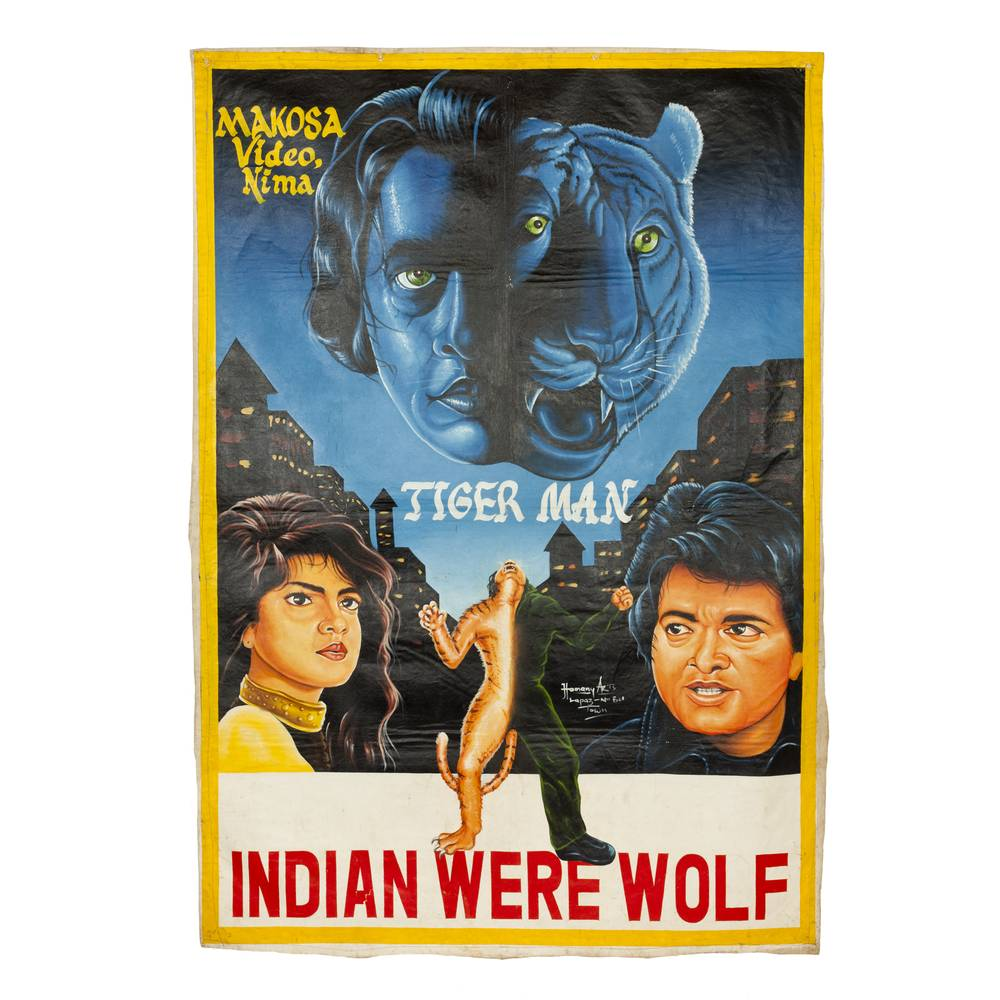 INDIAN WEREWOLF