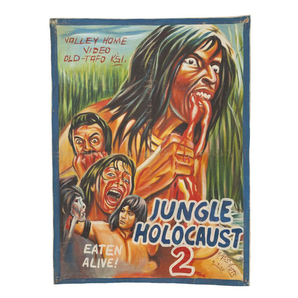 JUNGLE HOLOCAUST 2