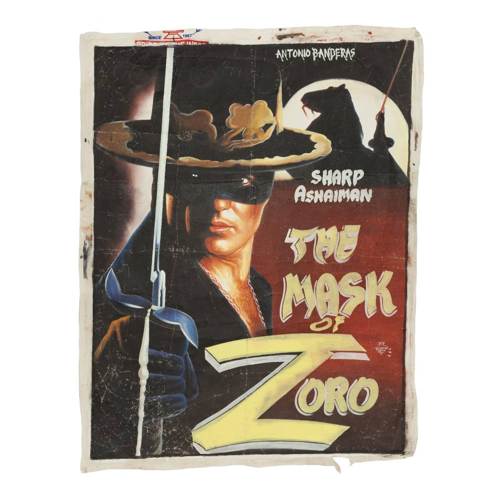 THE MASK OF ZORO