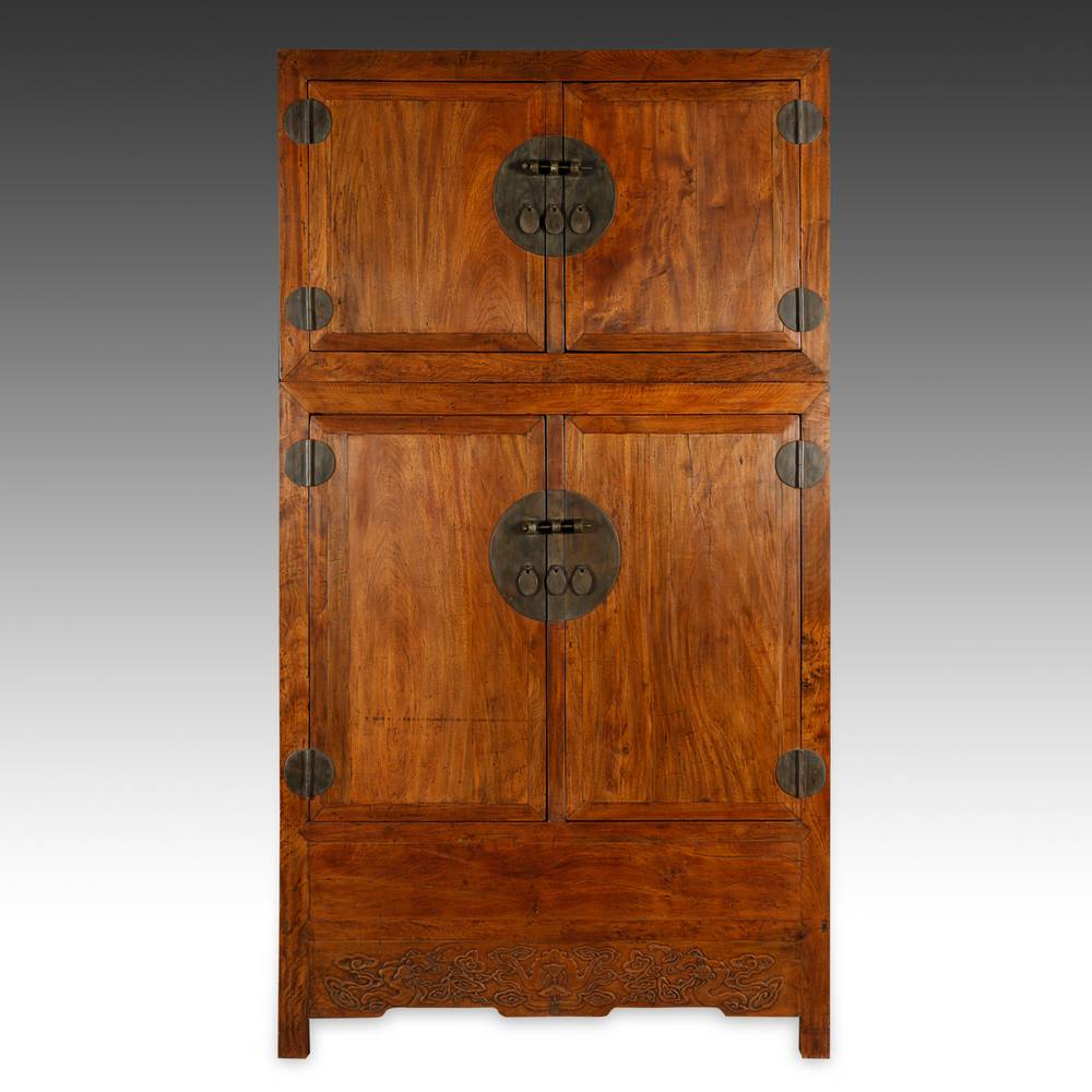 Compound Cabinet with 4 Doors