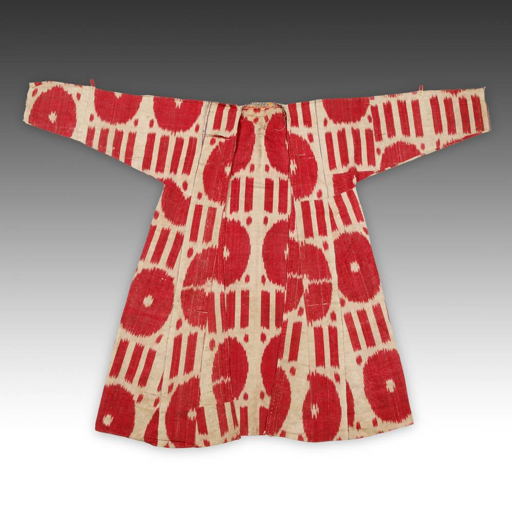 Ikat Dress or Tunic