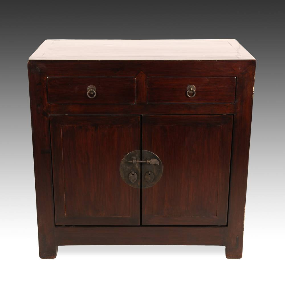 Cabinet with 2 Drawers & 2 Doors