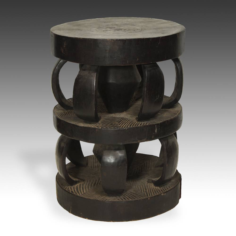 Two-Tiered Stool